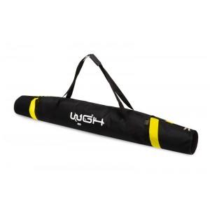 Чехол для лыж черно желтый 160 см