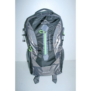 Рюкзак черно серый 70л sport