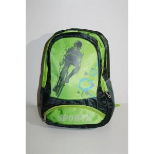 Рюкзак велосипедный зеленый