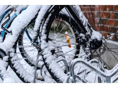 Їзда на велосипеді взимку. Поради від Інтернет магазину