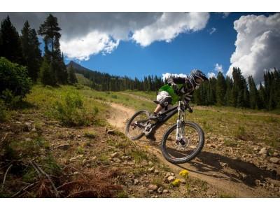 Mountain bike види велоспорту на гірських велосипедах