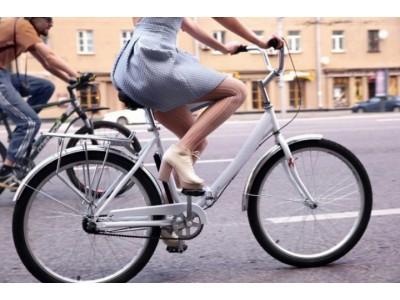Як їздити на роботу на велосипеді