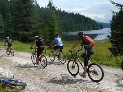 Скільки км можна проїхати на велосипеді за добу