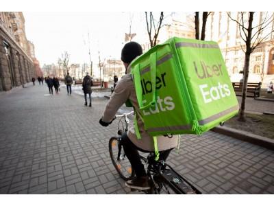 Велокур'єр від Uber. Який велосипед вибрати для доставки їжі в Uber?