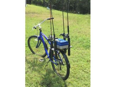 На велосипеді на рибалку, що з собою взяти і який велосипед підійде для поїздки.