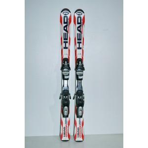 Гірські лижі Head бу 117 см довжина  (Л148)