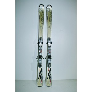 Гірські лижі Volkl бу 149 см довжина  (Л160)