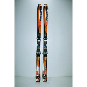 Гірські лижі Rossignol бу 160 см довжина  (Л166)