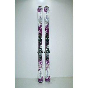 Гірські лижі Tecno Pro бу 170 см довжина  (Л170)