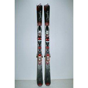 Гірські лижі Dynastar бу 158 см довжина  (Л188)