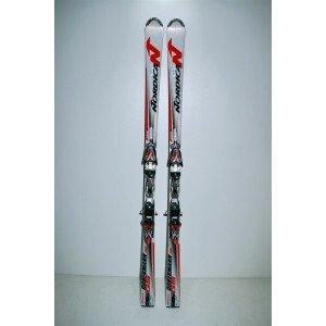 Гірські лижі Nordica бу 176 см довжина  (Л190)