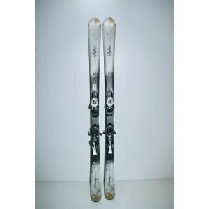 Гірські лижі Tecno Pro бу 168 см довжина  (Л191)