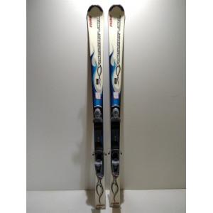 Гірські лижі Rossignol бу 160 см довжина  (Л0194)