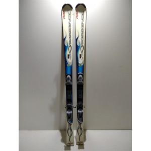 Гірські лижі Rossignol бу 160 см довжина  (Л0196)