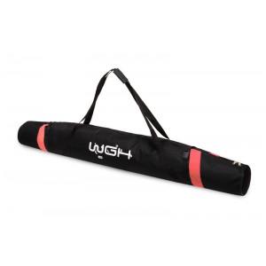 Чехол для лыж черно красный 160 см