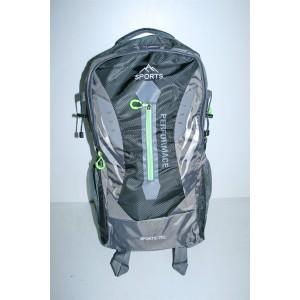 Рюкзак чорно сірий sport 70 літрів
