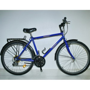 Дорожній велосипед Rabeneick бу з багажником (В213)