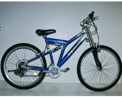 Гірський двохпідвісний велосипед Spirit MTB бу (В007)
