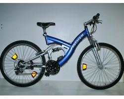 Гірський двохпідвісний велосипед Fischer бу (В009)