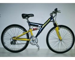 Гірський двохпідвісний велосипед Wheeler бу (В011)