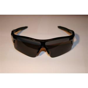 Вело очки серые