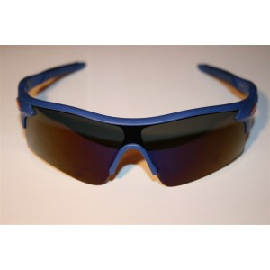 Вело окуляри Сині
