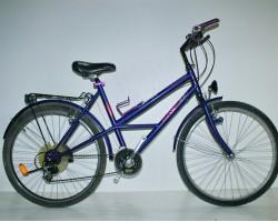 Дорожній велосипед Ragazzi бу з багажником (В201)